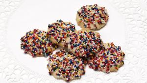 Candy Sprinkles Cookies