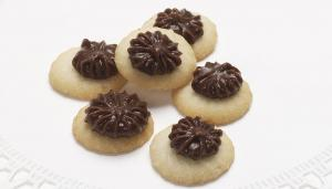 Mini Chocolate Drops Cookies