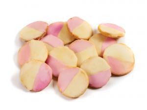Mini Pink and White Cookies (16 oz)