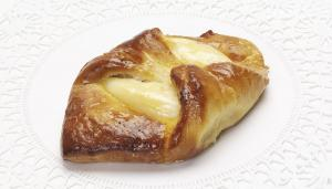Open Face Cheese Danish