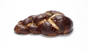 Pretzel Olive Challah