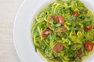 Zucchini Aiolio